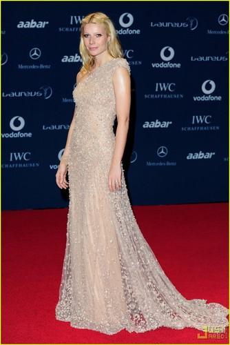 Gwyneth @ Laureus World Sports Awards