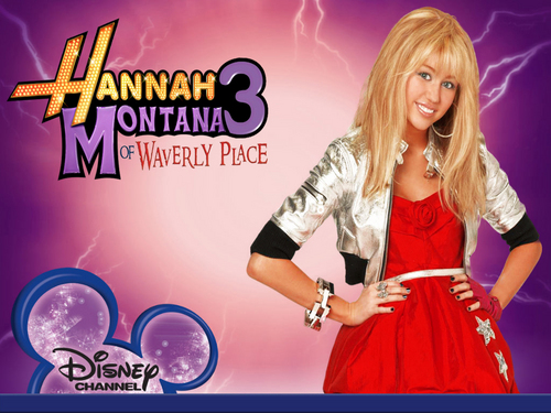 HANNAH MONTANA 3 OF WAVERLY PLACE A NEW SERIES BEGINS!!!!