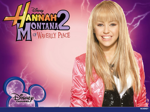 HANNAH MONTANA OF WAVERLY PLACE - A NEW SERIES BEGINS !!!!!!!!