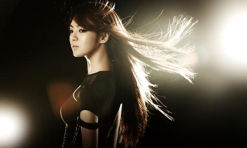 """HyoYeon """"Black Soshi"""""""
