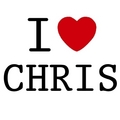 I amor CHRIS COLFER