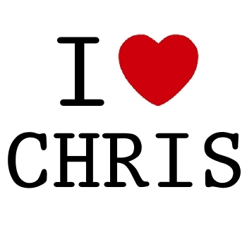 I প্রণয় CHRIS COLFER