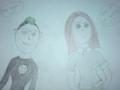 I got really bored... - total-drama-island fan art