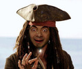 If Mr. Bean was a Pirate