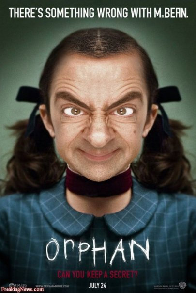 Random If Mr. Bean was in the Orphan
