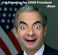 If Mr. Bean was the US President