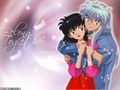 Inuyasha and Kagome ''Belong Together'' - inuyasha photo