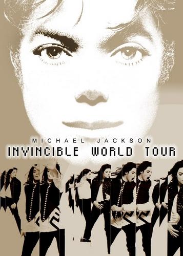 Invincible world tour