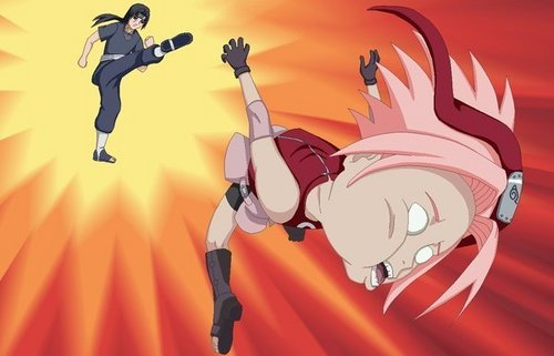 Itachi is sick of sakura punching everyone   - naruto PhotoSakura Punch