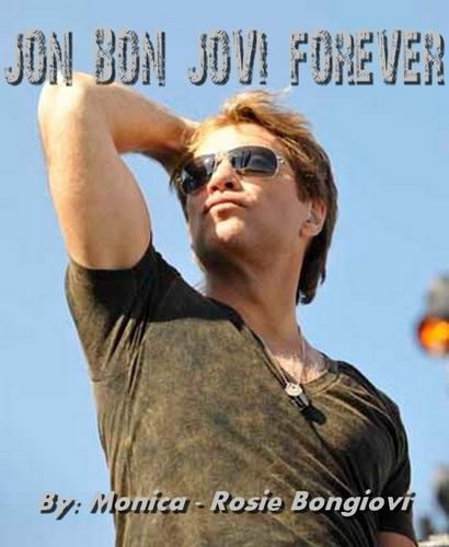 JON BON JOVI FOREVER