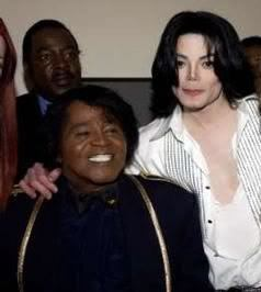 James Brown & Michael Jackson