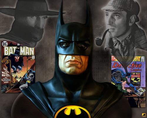 Jerod B's batman artwork