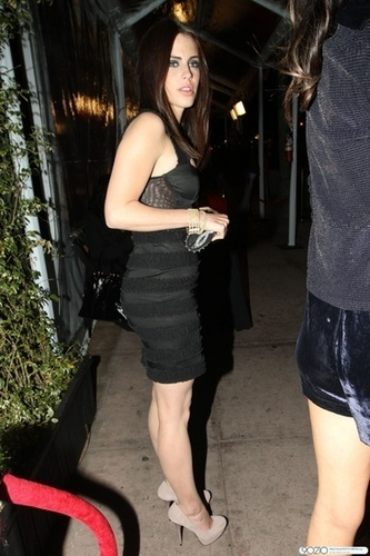 Jessica in West Hollywood