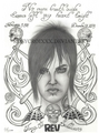 Jimmy The Rev Sullivan - avenged-sevenfold fan art