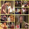 Joey collage - friends fan art