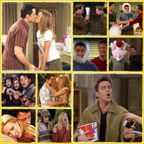 Joey collage