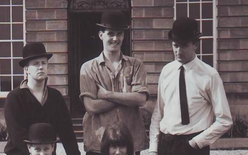 John and Graham