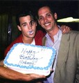 Johnny Depp & John Waters