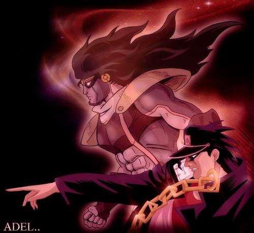 Jotaro And سٹار, ستارہ