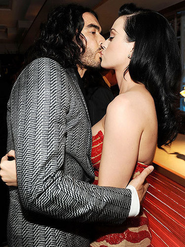 Katy Perry&Russell Brand@Academy Awards After-Party 2010