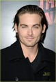 Kevin Zegers Checks Out The Runwaways