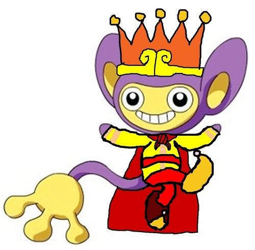 King Aipom