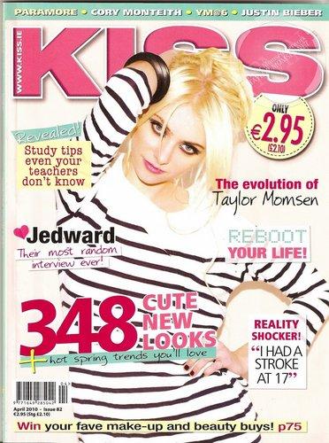 kiss Magazine (Ireland), April 2010