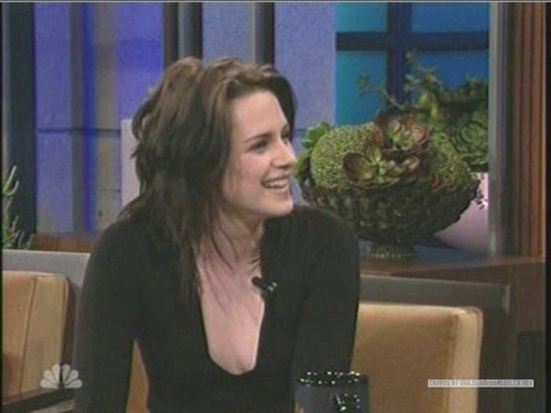 Kristen on The Tonight ipakita With ibon ng dyey Leno