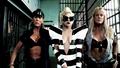 Lady Gaga + Beyonce Telephone Music Video - lady-gaga screencap