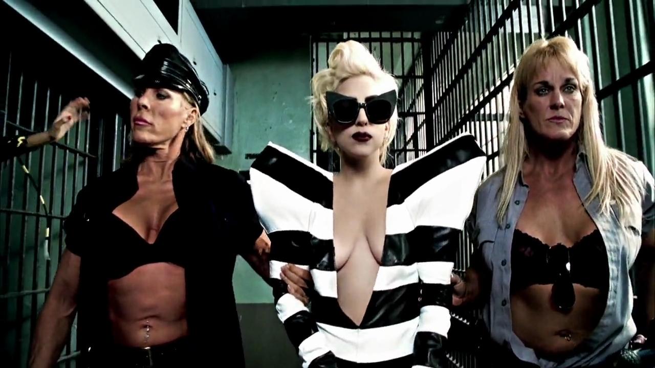Lady Gaga Beyonce Telephone Music Video Lady Gaga