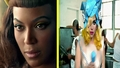 lady-gaga - Lady Gaga + Beyonce Telephone Music Video screencap