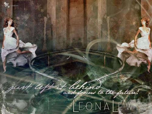 Leona Cool 壁纸