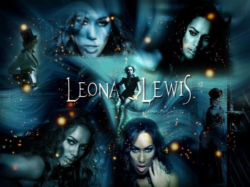 Leona Cool 壁紙