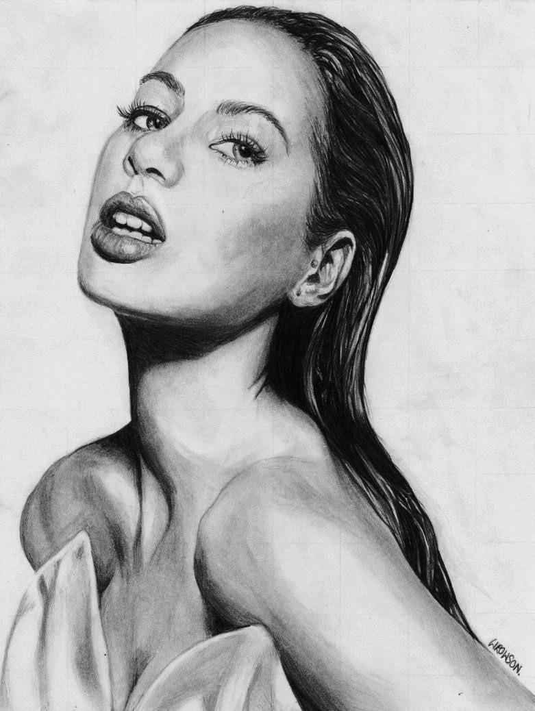 Leona Echo Art Drawing!