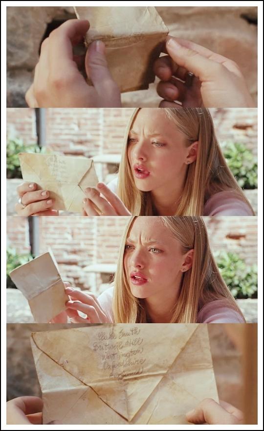 Letter's To Juliet Picspam
