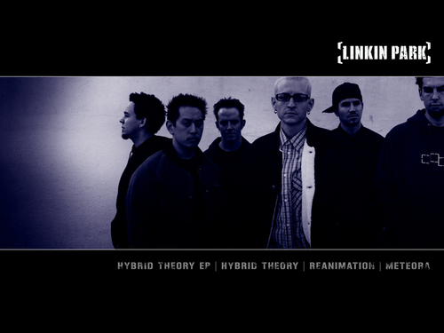 linkin park wallpaper titled Linkin Park wallpaper