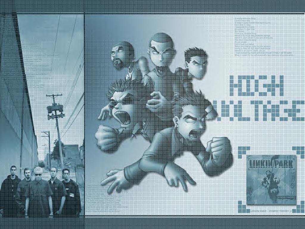Linkin Park 바탕화면