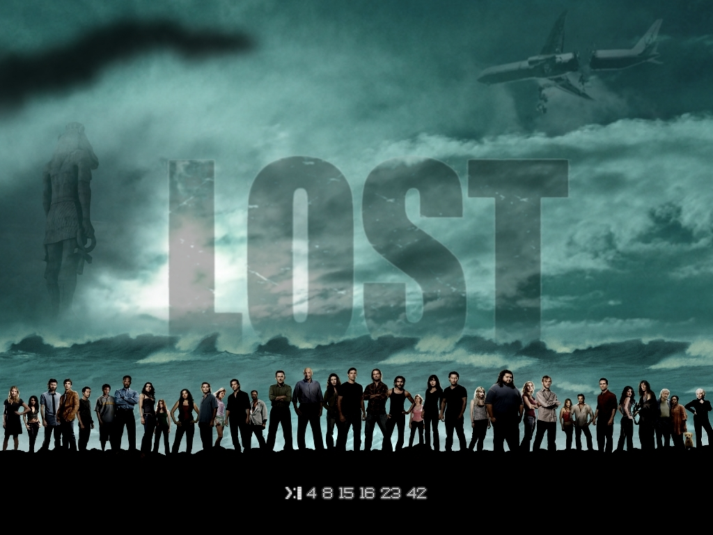 Lost Final Season Poster - All Characters - Lost Wallpaper
