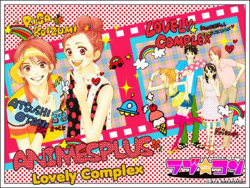 LoveCom! XD
