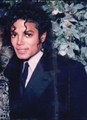 MJ sweat smiles - michael-jackson photo
