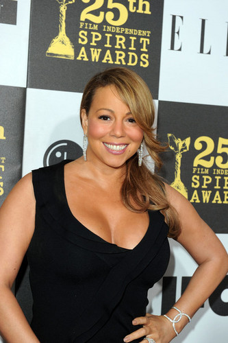 Mariah at The Independent Spirit Awards!