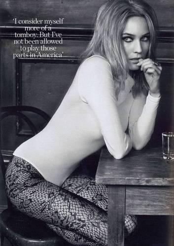 Marie Claire UK - April 2010