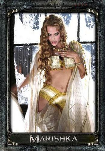 Marishka - Golden ^^