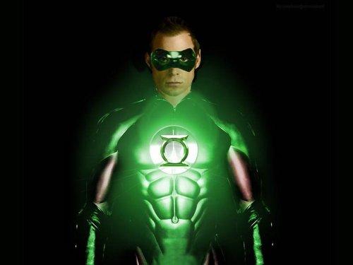 Michael C Hall as Green Lantern