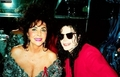 Michael & Eliabeth - michael-jackson photo