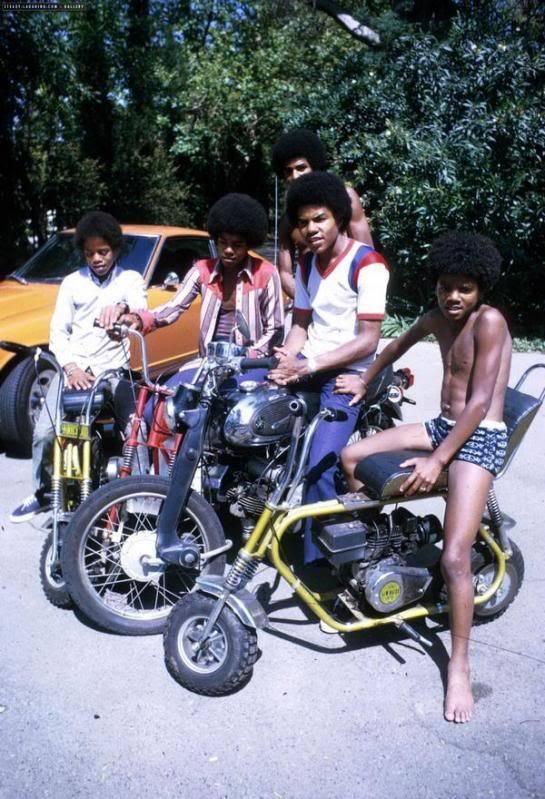 Motorbike Mike