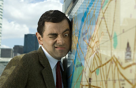 Rowan Atkinson wolpeyper called Mr. sitaw