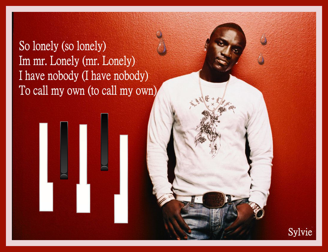 mister lonely akon