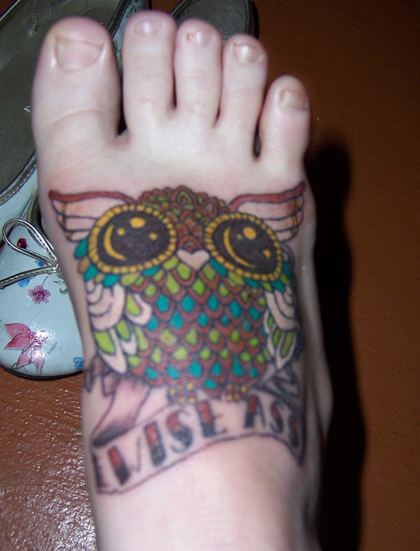 My new tattoo tattoos photo 10838355 fanpop for What to use on new tattoos