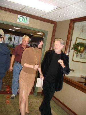 Odo and Kira Обои called Nana & Rene at Vulkon Convention 2007